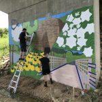 GTT Art Mural Is Complete