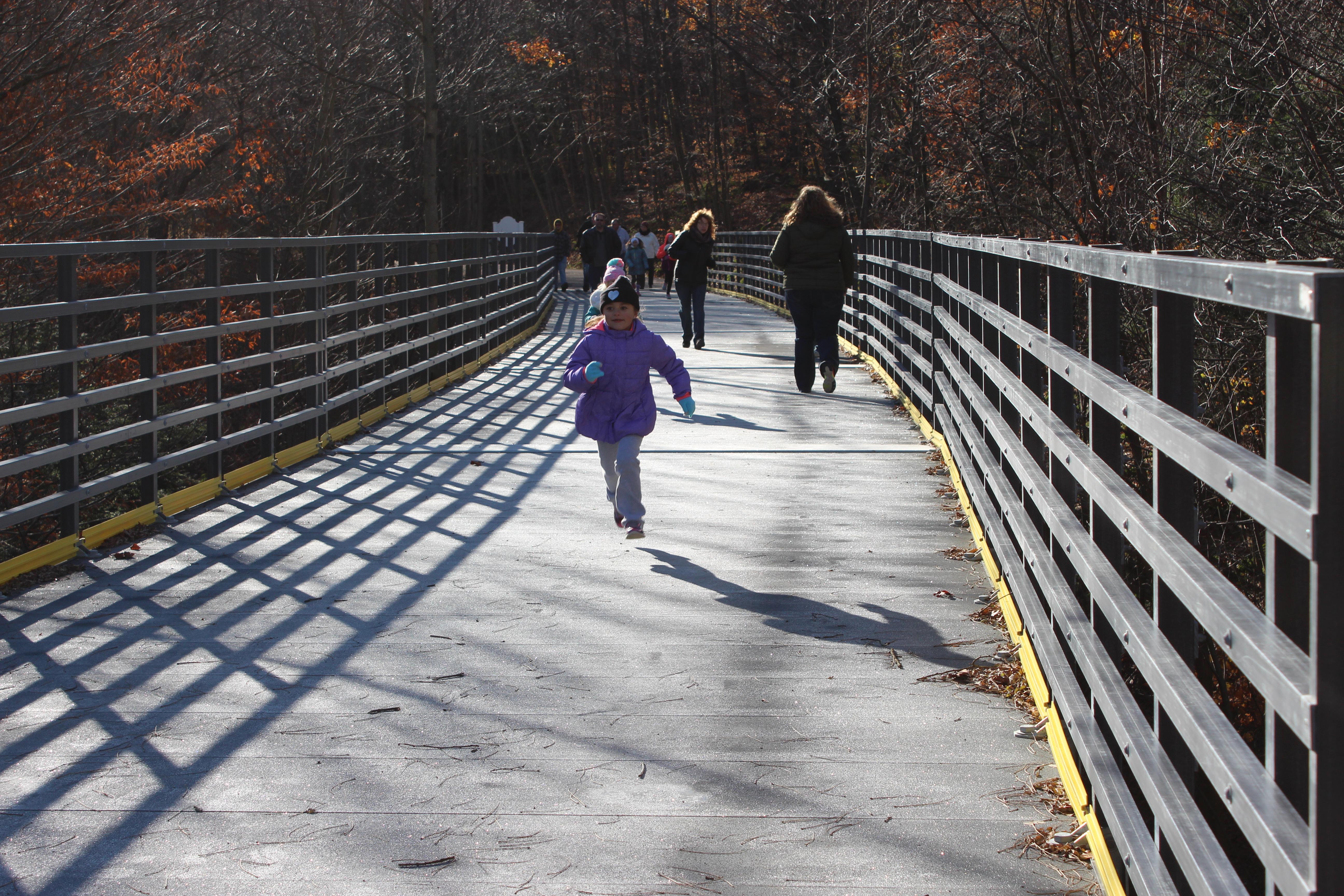 GTT Bridge Dedication: Carson's Crossing